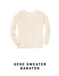 Gene Sweater Babaton