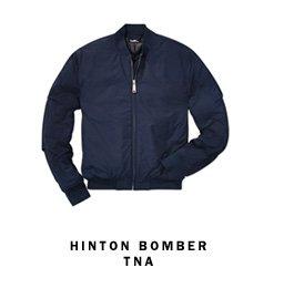 Hinton Bomber TNA