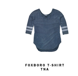 Foxboro T-Shirt TNA