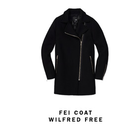 Fei Coat Wilfred Free
