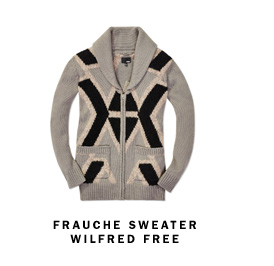Frauche Sweater Wilfred Free