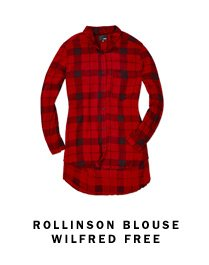Rollinson Blouse Wilfred Free