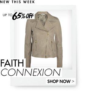 FAITH CONNEXION UP TO 65% OFF