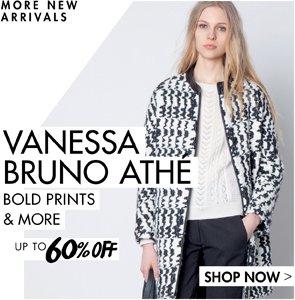 VANESSA BRUNO ATHE UP TO 60% OFF