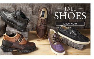 FALL SHOES | SHOP NOW