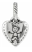 ABC Happy Boy Charm