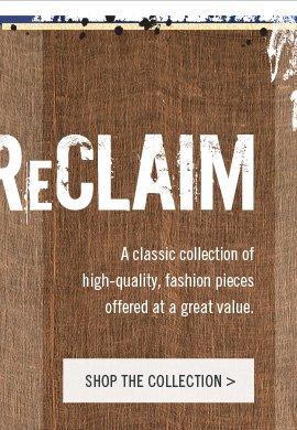 Shop Men's Reclaim