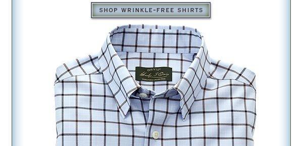 Shop Wrinkle-Free Shirts