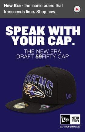 New Era 59FIFTY Draft Caps