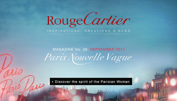 PARIS NOUVELLE VAGUE - Discover the spirit of the Parisian Woman