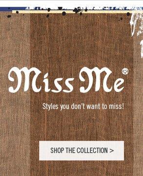 Shop Women's Miss Me