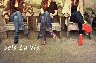 Sole La Vie: New Stock