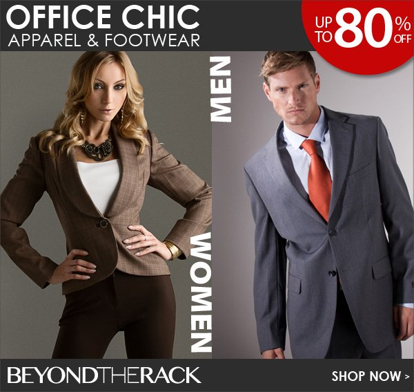 Office Chic - Apparel and Footwear