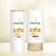 Pantene Pro-V Daily Moisture Renewal collection leaves hair soft, manageable and strong against damage. *Shampoo and conditioner; damage to smoothness and shine