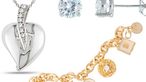 Gold, Sterling Silver and Diamond Blowout