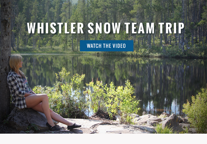 Billabong Girls Whistler Trip