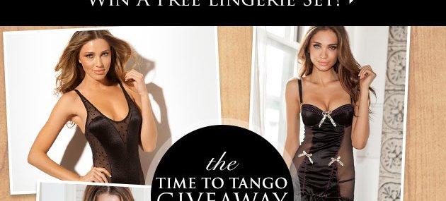 The Time to Tango