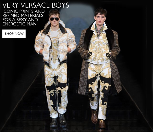 Very Versace Boys - Fall Winter 2013/14