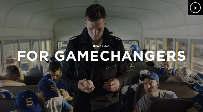 WATCH VIDEO: FOR GAMECHANGERS