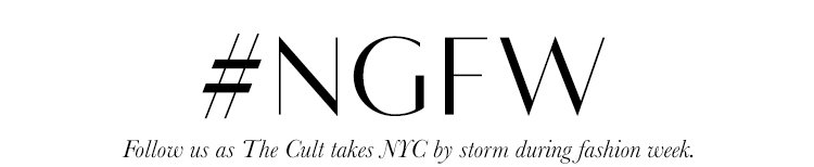 #NGFW - Follow us as The Cult takes NYC by storm!