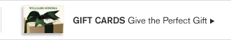 GIFT CARDS Give the Perfect Gift