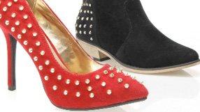 Fine Detailed Footwear