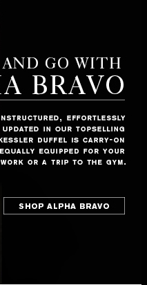 Pick Up and Go with Alpha Bravo - Shop Now
