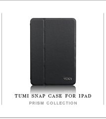 Tumi Snap Case for iPad - Shop Now