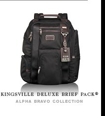 Kingsville Deluxe Brief Pack - Shop Now