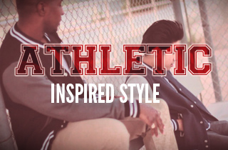 Athletic Inspired Style