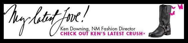 Ken's Latest Crush