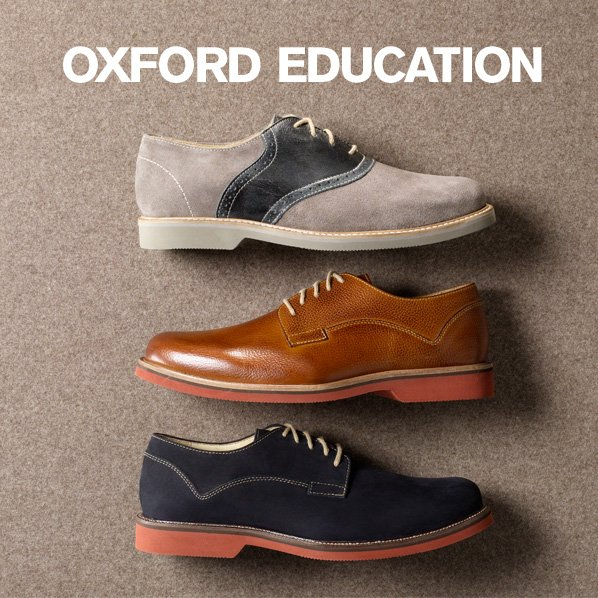 OXFORD EDUCATION