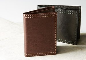 Starting at $15: Wallets