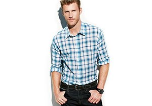 All Buttoned Up: Woven Shirts