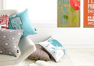 Wise Words: Pillows, Signs & More