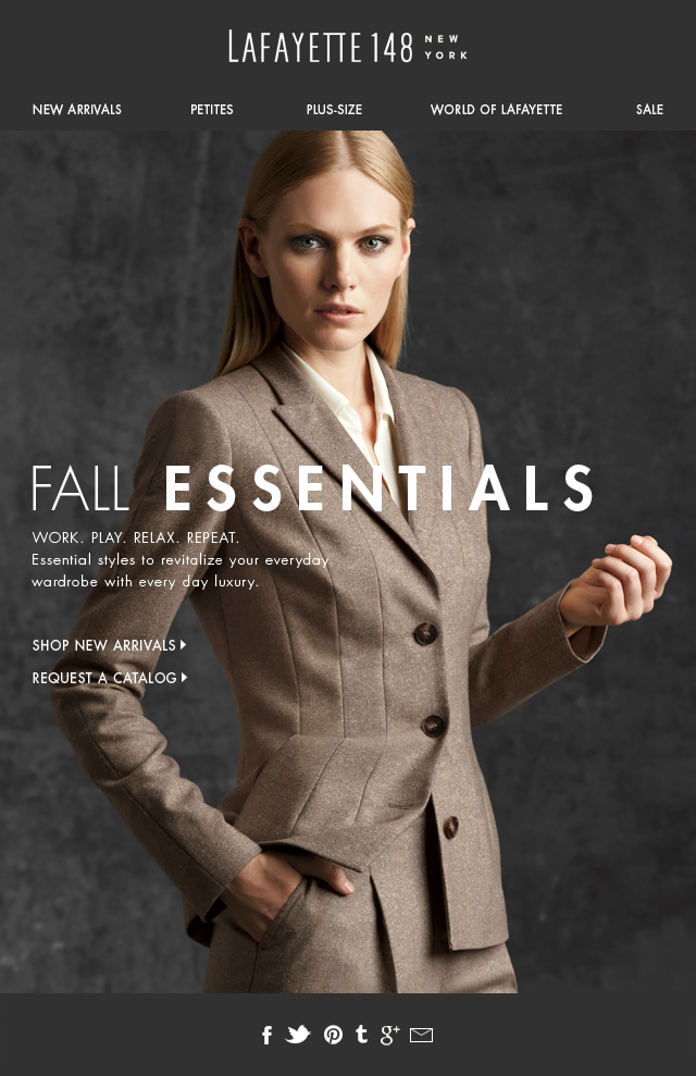 New Arrivals: Fall Styles You Need Now