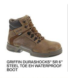 """Griffin Durashocks SR 6"""""""