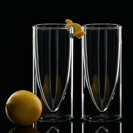 Genus Glass // Set of 2