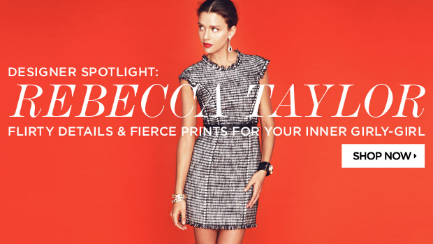 Spotlight on Rebecca Taylor