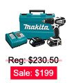 Cordless Combination Kit Sale: $199