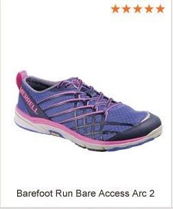 Barefoot Run Bare Access Arc 2