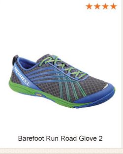 Barefoot Run Road Glove 2