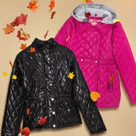 Cozy Perfection: Kids' Outerwear