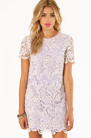 DELORES SHIFT DRESS 40