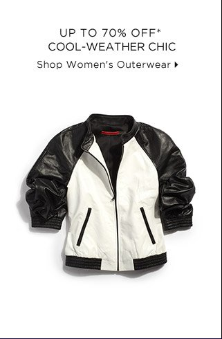 Up To 70% Off* Cool-Weather Chic