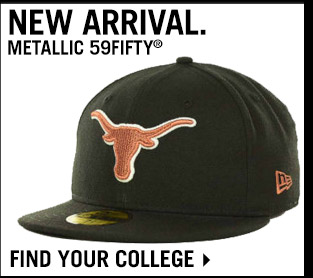 Shop Metallic 59FIFTY Collection