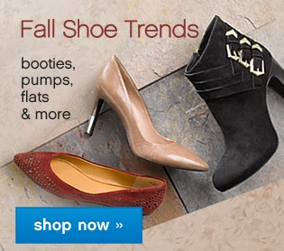 Fall Shoe Trends. Booties, pumps, flats and more. Shop now.