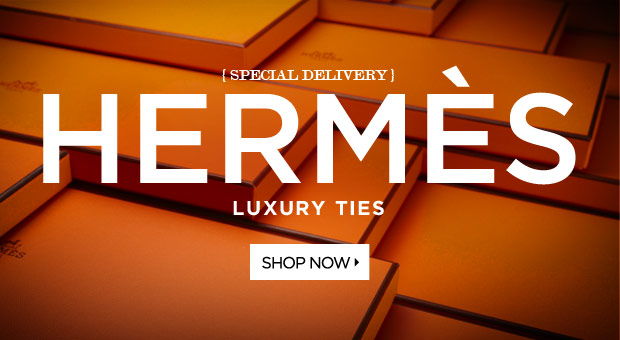 A Special Delivery from Hermès