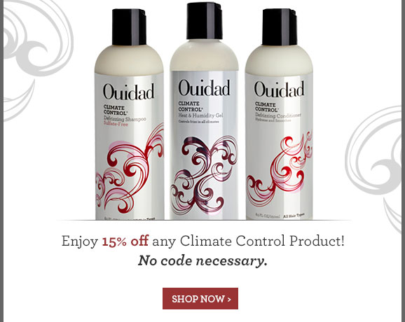 Enjoy 15% off any Climate Control Product! No code necessary. - SHOP NOW