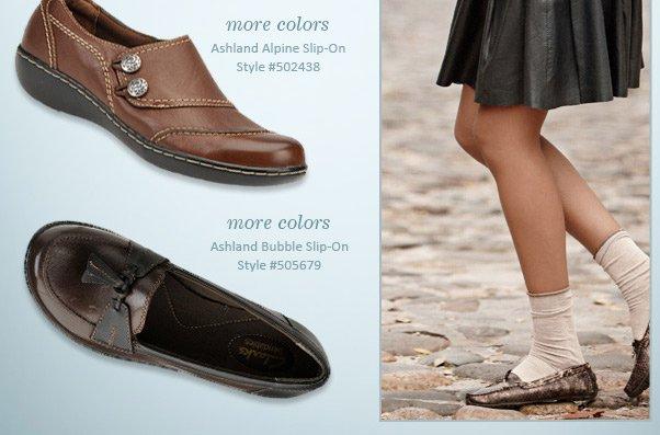 Style Spotlight - Shop Clarks!